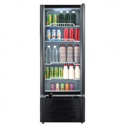 Midea (186L) Showcase Refrigerant MSC-186BE (MSC-186BE)