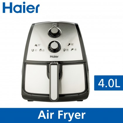 Haier (4.0L) Analog Air Fryer HA-AF40 Extra Large Capacity