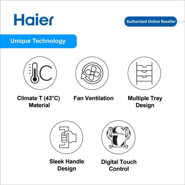 Haier SC-348 Showcase