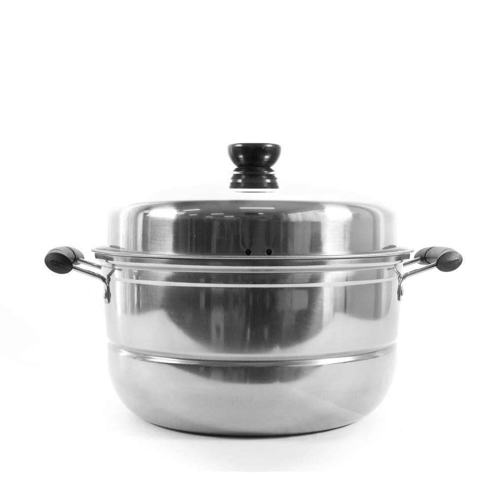 Shefu 2 Tier Stainless Steel Steamer Pot 30CM