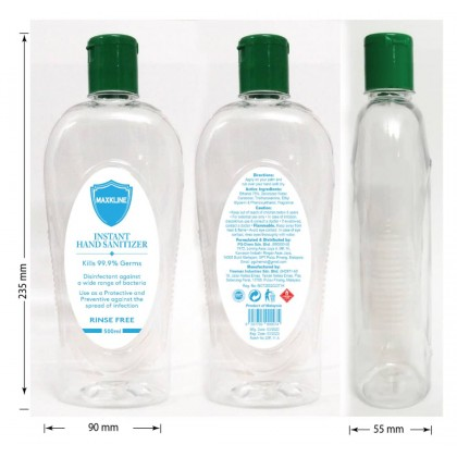 Maxkline Hand Sanitizer 500ml (SHOPEE ONLY CAN SHIP WITH J&T)