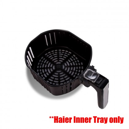 Haier (2.5L) Air Fryer Analog / Digital Inner Tray (part only)