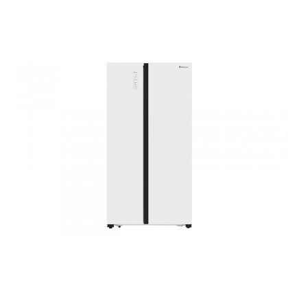 Hisense Refrigerator (620L) Side by Side Inverter RS686N4AWU