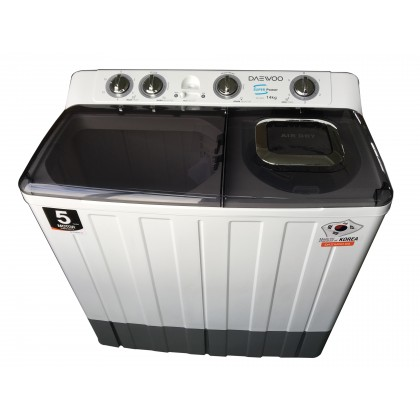 DAEWOO (8KG) Semi Auto Washing Machine DW-800BT
