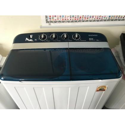 DAEWOO (10KG) Semi Auto Washing Machine DW-1000BT