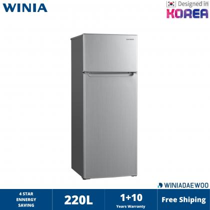 DAEWOO (220L) 2 Door Refrigerator FGT-220DC