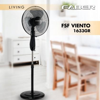 "Faber (16"") Stand Fan FSF VIENTO 1633GR"