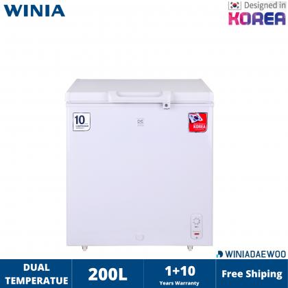 DAEWOO WINIA Chest Freezer 200L DCF-250DF