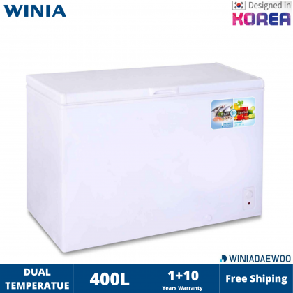 DAEWOO WINIA Chest Freezer 400L DCF-450DFL